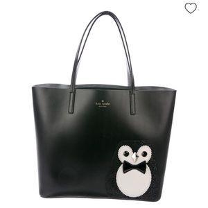 Kate Spade penguin handbag